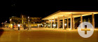 Neuer Busbahnhof - Nachtaufnahme von Kurt Glückler