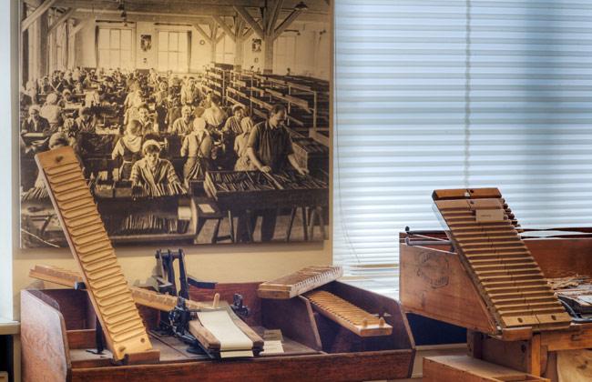 Ausstellung im Gewerbemuseum