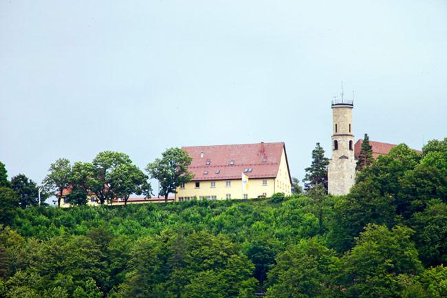 Steinkapelle auf dem Dreifaltigkeitsberg