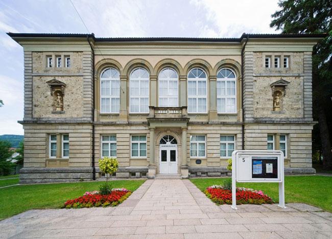 Das Gewerbemuseum in Spaichingen