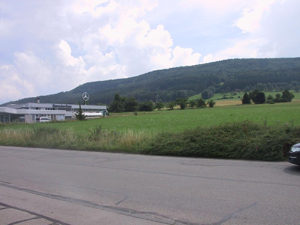 Gewerbefläche Ecke Max-Planck- und Carl-Benz-Straße