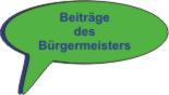 Logo Beiträge des Bürgermeisters
