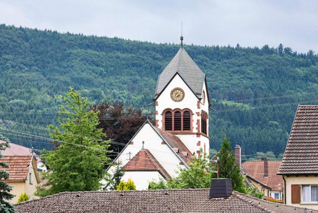 Evangelische Kirche der Stadt Spaichingen