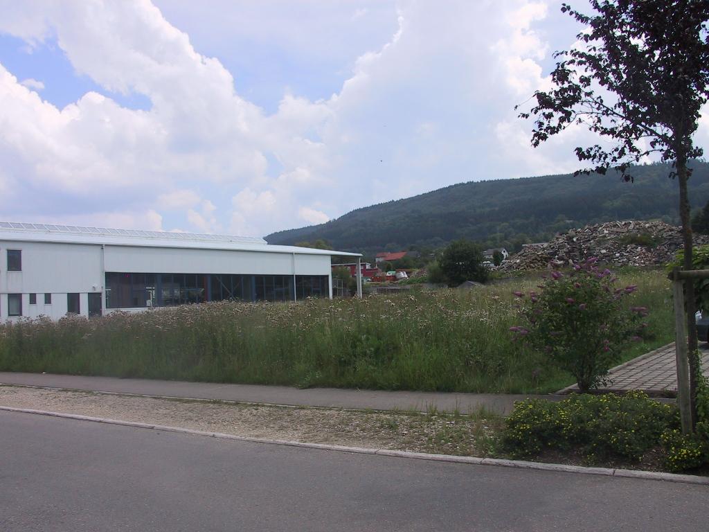 Gewerbegebiet südlich der Einsteinstraße