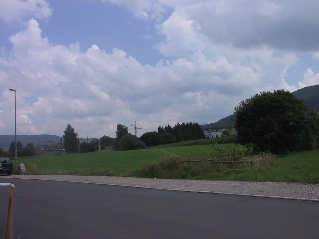 Gewerbefläche südlich der Einsteinstraße