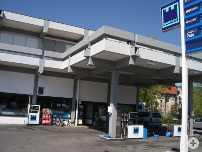 Tankstelle Spaichingen