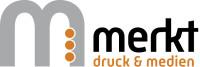 Logo merkt druck & medien