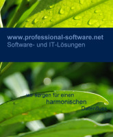 stoll professional software GmbH Logo