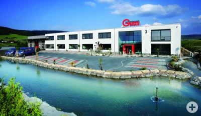 Foto Firmengebäude