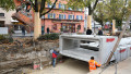 Erneuerung der Primverdolung im Abschnitt zwischen dem Marktplatz und der Angergasse mit Neugestaltung der Oberflächen.