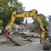 Umgestaltung Kreuzplatz