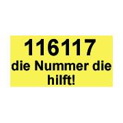 116 117 die Nummer die Hilft!