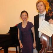 Hans-Hinrich Renner, Chiaki Nagata