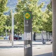 Buabahnhof Bushaltestelle