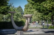 Brunnen am Martin-Luther-Haus