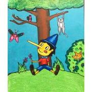 Pinoccchio Flyer