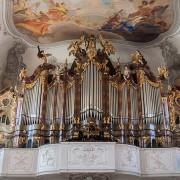 Orgel in einer Kirche