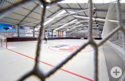 Halle der RVS-Arena