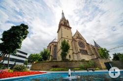 Katholische Stadtpfarrkirche St. Peter und Paul