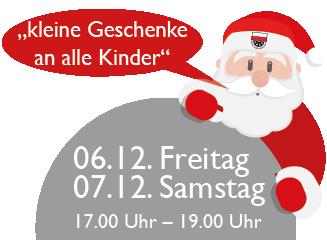 """Spaichinger Nikolaus ruft """"kleine Geschenke an alle Kinder"""""""
