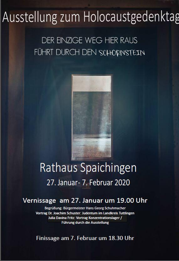 Plakat Holocaust