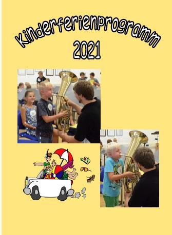 Titelbild Kinderferienprogramm 2021